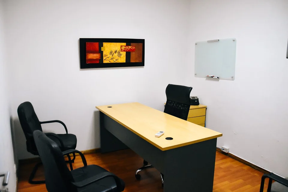 zasada czystego biurka