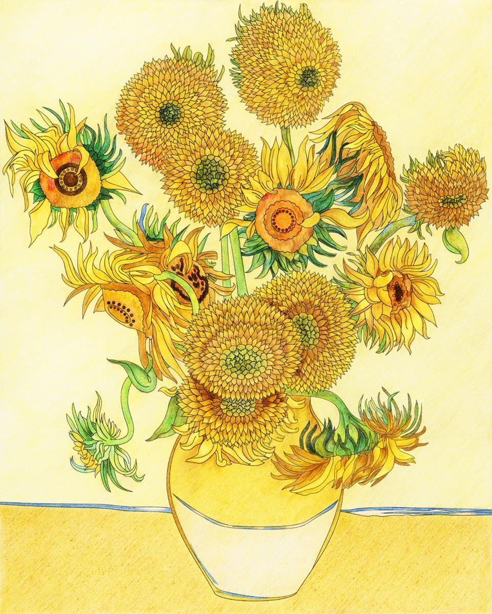 """Utwór pracowniczy – co gdyby Vincent van Gogh stworzył """"Słoneczniki"""" jako pracownik…"""